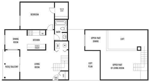 Milan A3L Floor Plan 10