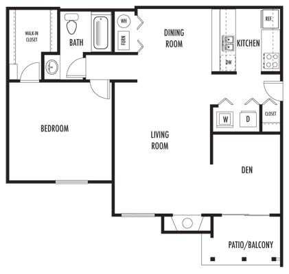 Naples A4 Floor Plan 13