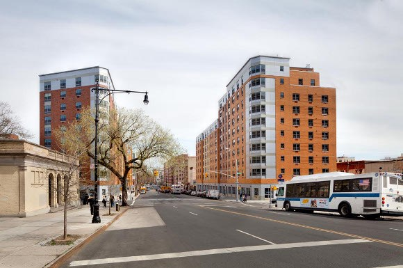 Mott Haven Luxury Apartments