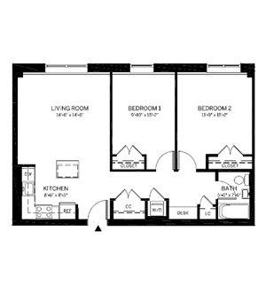 Courtlandt Corners II Apartments, 370 Courtlandt Avenue, Bronx, NY ...