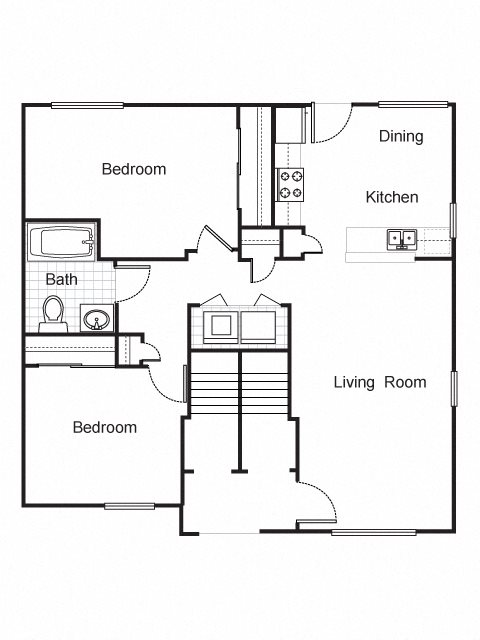 Hayes Valley Apartments Floor Plans