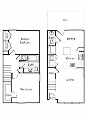 Henson Village Floor Plans