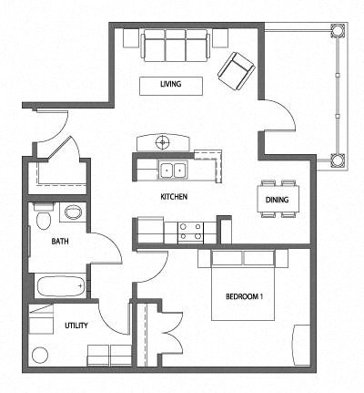 Three Bedroom Apartments For Rent In Minneapolis