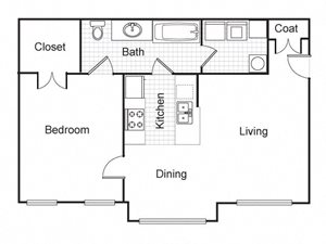 Longfellow Heights Apartments Floor Plans