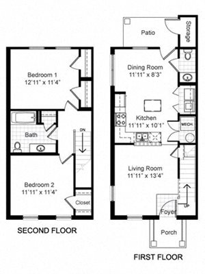 Renaissance place at grand apartments 1001 north compton for 15 dunham place floor plans