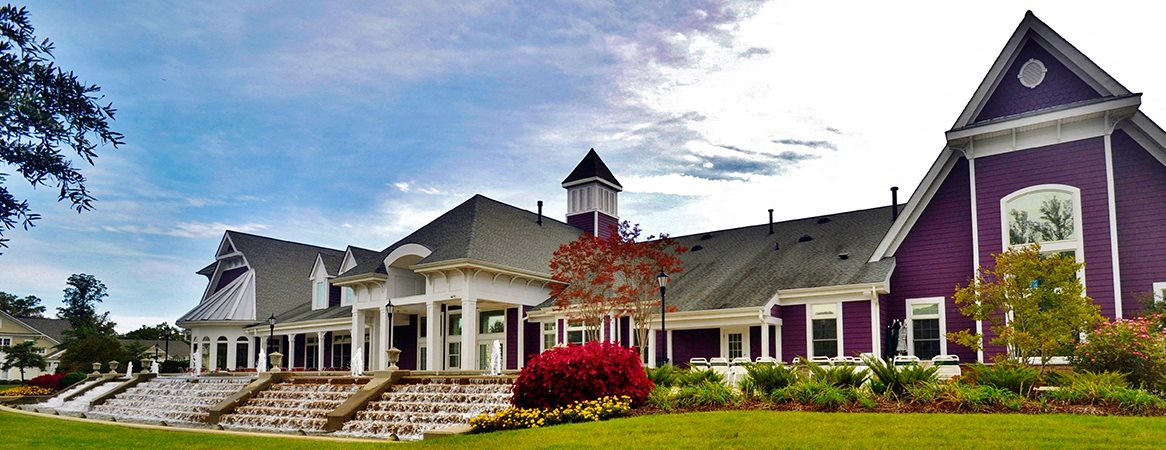 The Willows at Victoria Falls Clubhouse