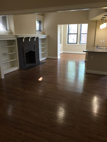 6104 Pershing Ave. 1 Bed Apartment for Rent Photo Gallery 1