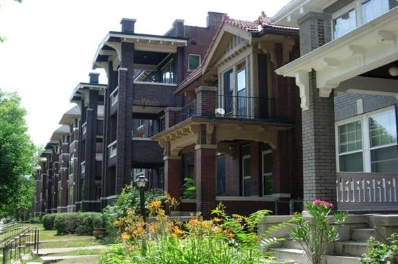 Apartments For Rent On Delmar In St Louis