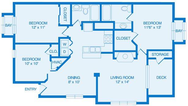 Essex Floor Plan 5