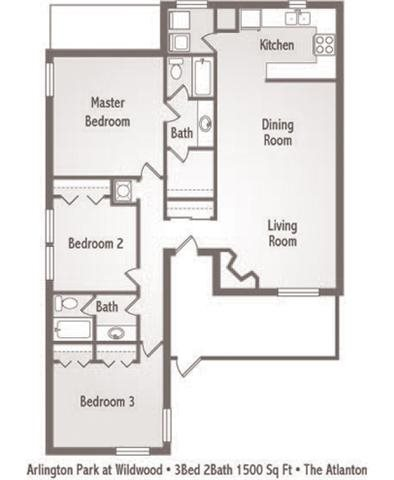 The Atlanton Floor Plan 8