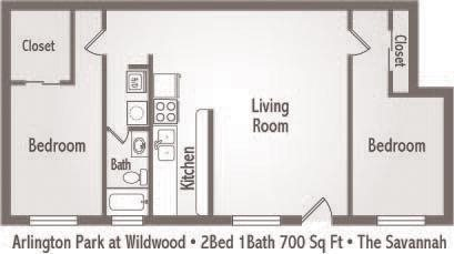 The Savannah Floor Plan 6