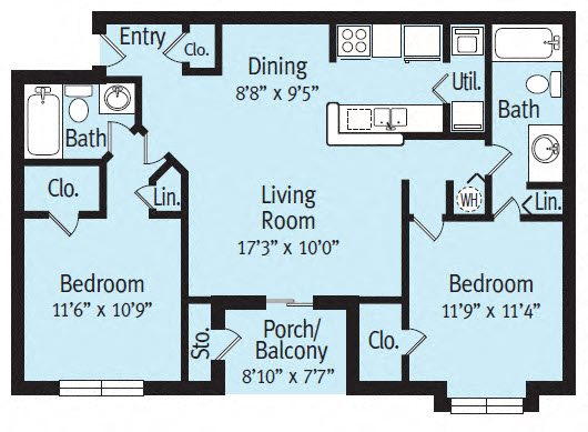 Catalina Floor Plan 2