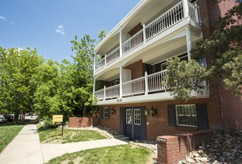 1436 Williams Street Studio-1 Bed Apartment for Rent Photo Gallery 1
