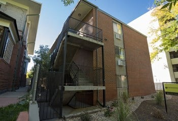 1335 Columbine Street 1 Bed Apartment for Rent Photo Gallery 1