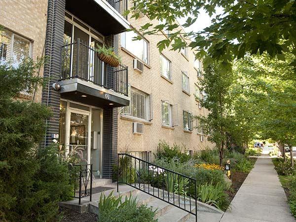 Cornerstone Apartments Downtown Denver