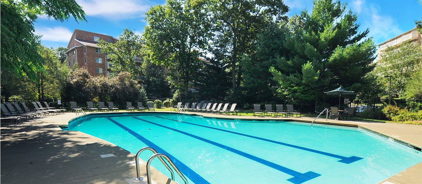 Pool at Kimball Court