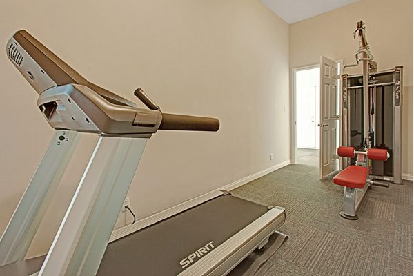 Penthouse Fitness Center