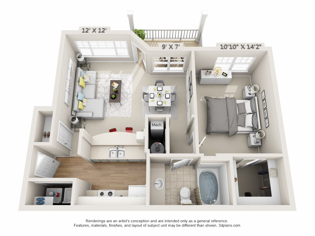 Clipper Floor Plan 2