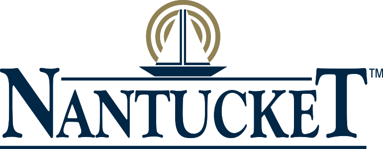 This is the logo of Nantucket Apartments in Cincinnati, Ohio
