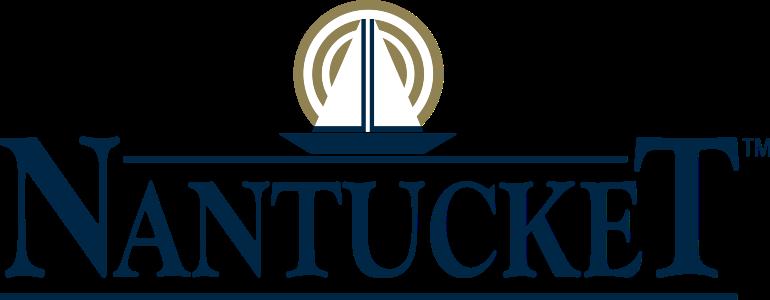This is the logo of Nantucket Apartments in Cincinnati, Ohio