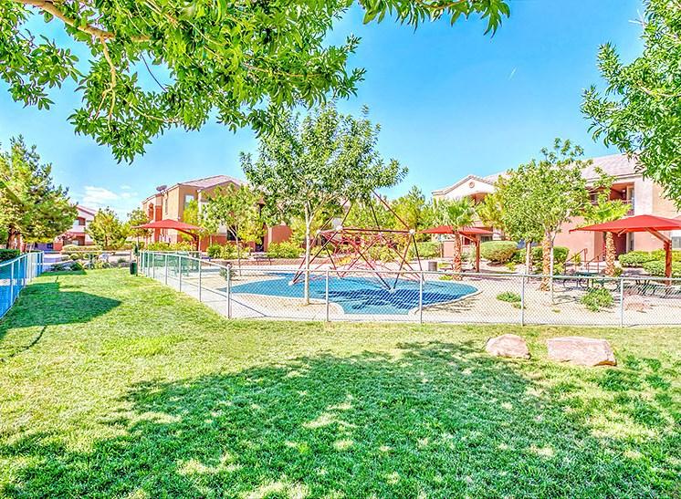 Copper Creek Apartments Las Vegas Dog Park