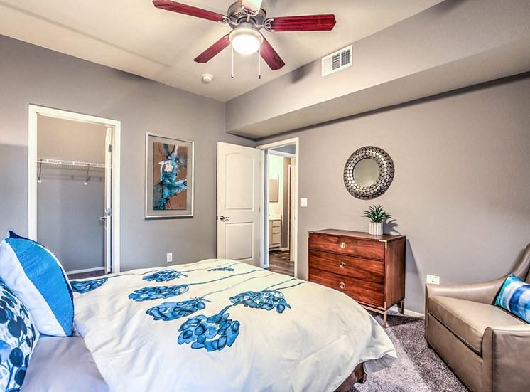 Copper Creek Apartments Cedar Creek Bedroom