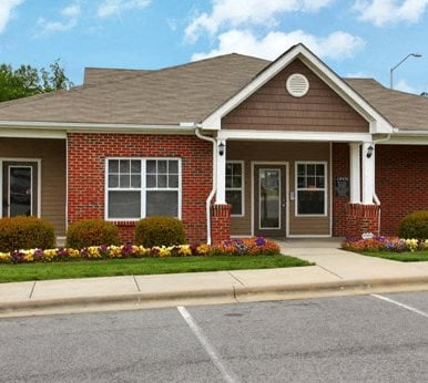 The Links at Thorndale | Apartments in Oxford, NC