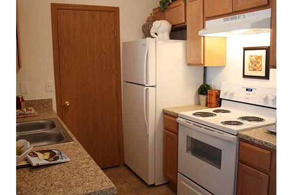 Refrigerator at Brookfield Village