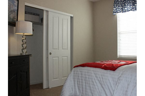 Large, Spacious closets in each apartment and room, at Liberty Crossing, Columbus