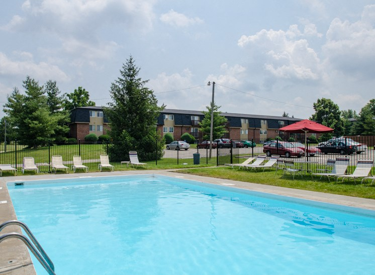 Apartments in Fairborn, OH Pool