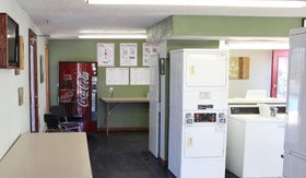 Laundry Facilities at Apartments in Lawton