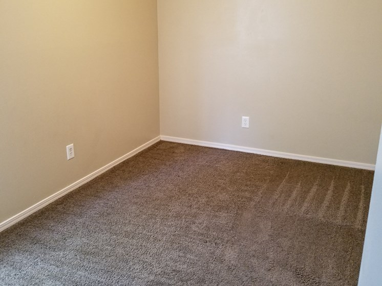 bedroom at Willowpark Apartment Homes in Lawton OK
