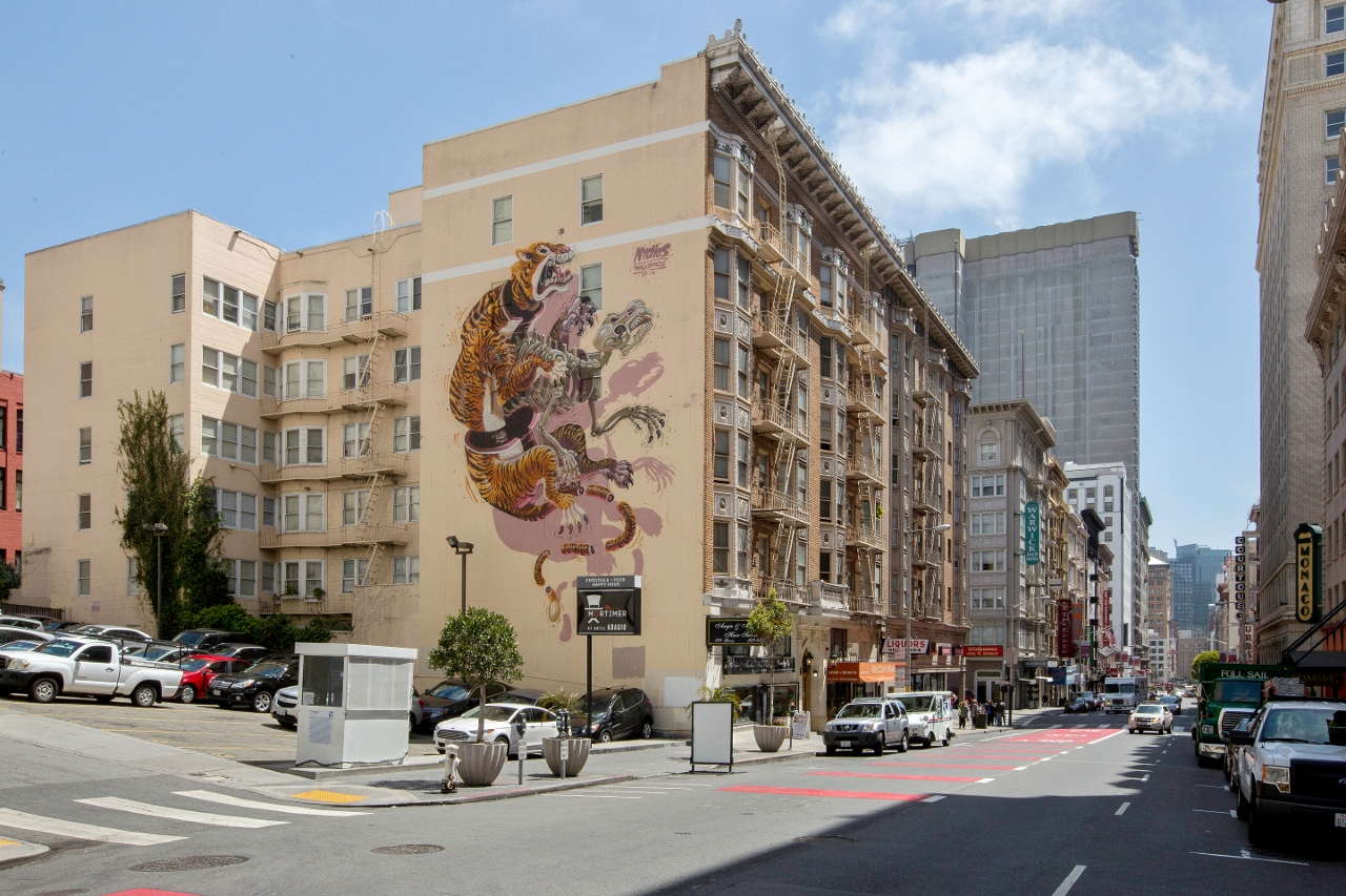 Downtown San Francisco Apartment For Rent