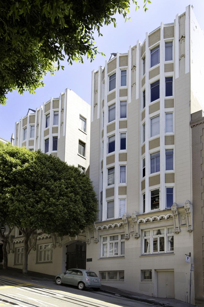 Nob Hill Union Square Apartment Rental San Francisco