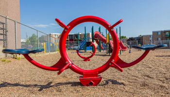 Playground at City Limits Apartments