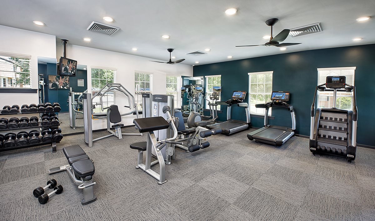 24-Hour Cardio and Strength Training Fitness Center