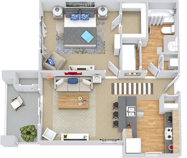 Huntersville Apartments: Floor Plans Of Bexley Commons At Rosedale In Huntersville, NC