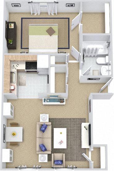 cambridge apartments hampton va