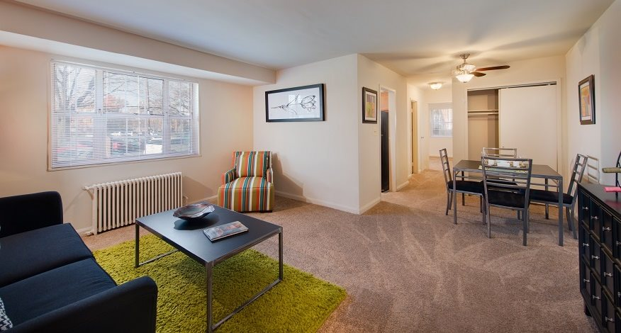 North Pointe Apartments Interior Image