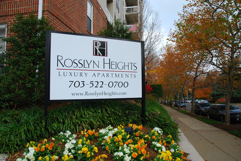 Exceptional Rosslyn Heights Apartments 1800 N Quinn Arlington Va