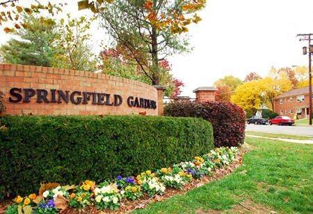 Springfield Gardens Apartments Va