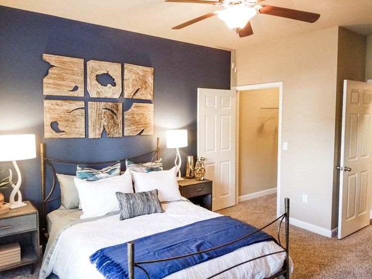 Well Appointed Bedroom at Cumberland Place Apartment Homes, 75703