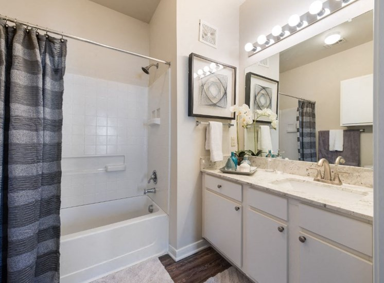 Large Bathroom at The Madison of Tyler Apartment Homes, 75703