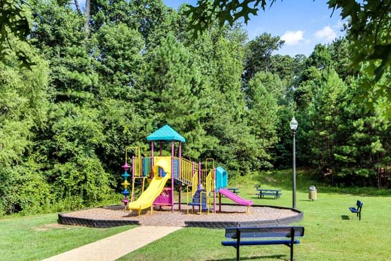 The Woodlands Apartment Rentals Playground in Meridian