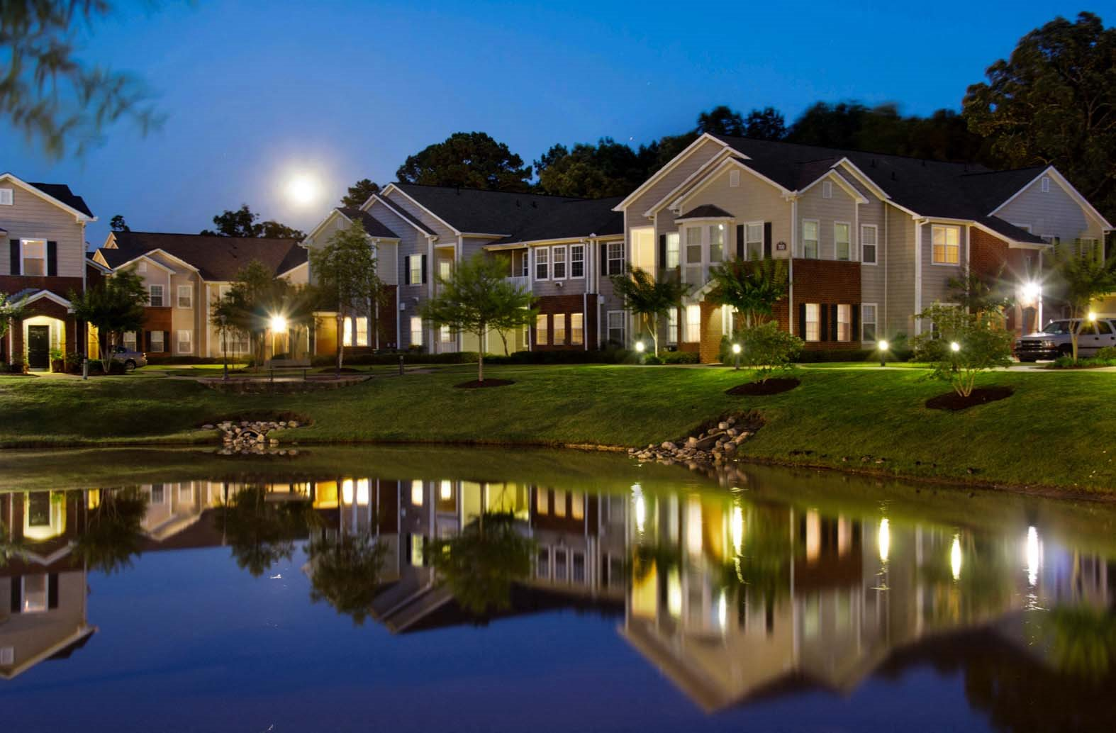 Luxury apartments in Flowood