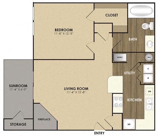 Floor Plans And Availability