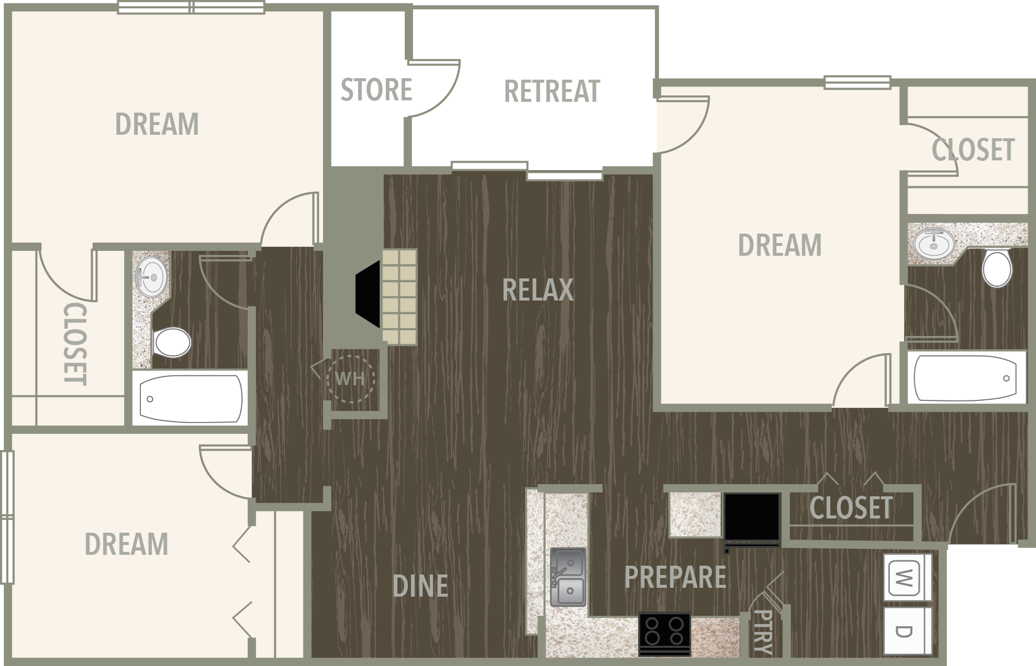 The Ficus Floor Plan 5