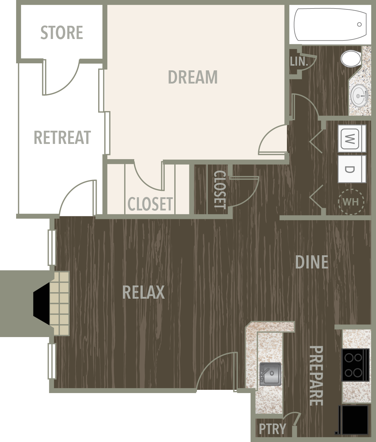 The Banyan Floor Plan 2