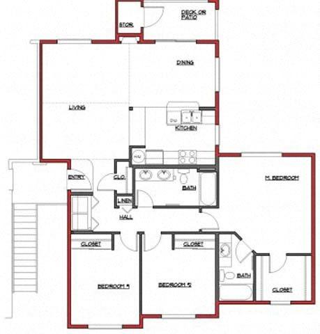 The Olympus Floor Plan 3