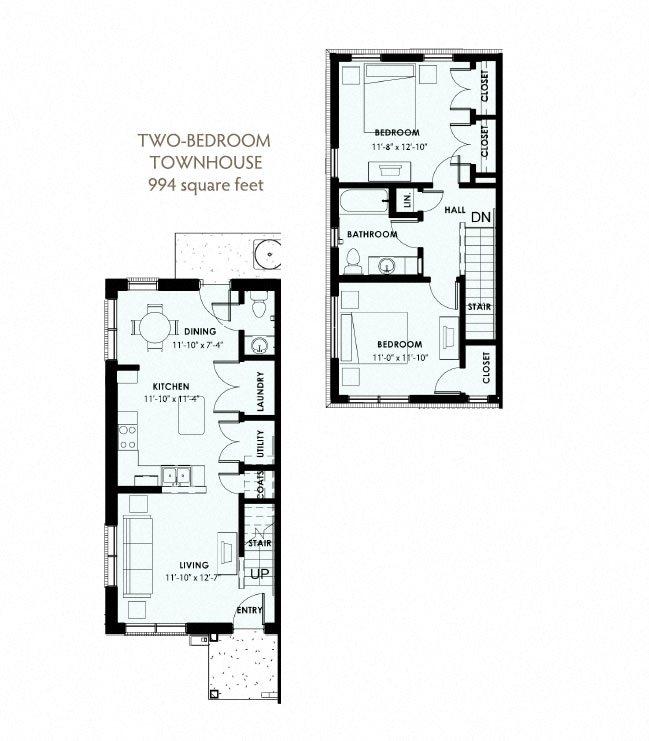 West Park Apartments Floor Plans